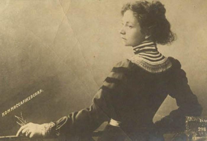 Актриса, именем которой назван театр в Петербурге   Фото: spb.media