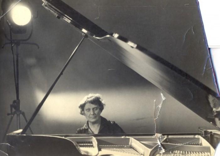 Пианистка, которая после 13 лет лагерей снова вернулась на сцену | Фото: yeltsin.ru