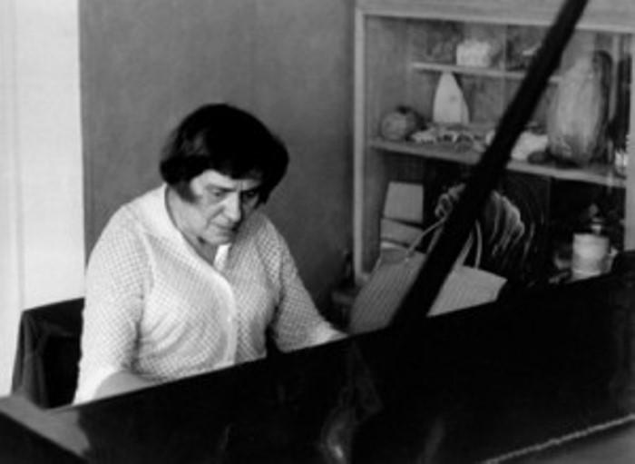 Французская пианистка, эмигрировавшая в СССР | Фото: propianino.ru