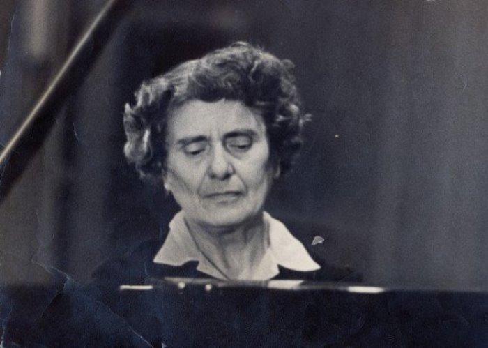 Легендарная пианистка Вера Лотар-Шевченко | Фото: classicalmusicnews.ru