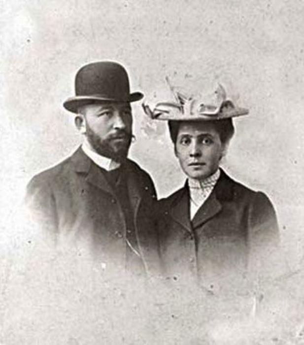 ���� ��������� � �����, ����������� ���������, 1903 �.