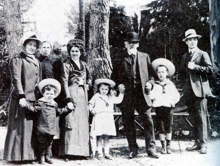 ����� �������� � ������� � �������, ����� � �����, 1910 �.