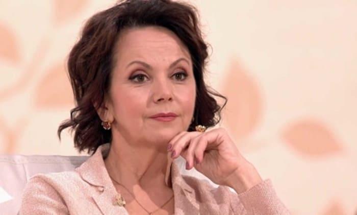 Вера Новикова в 2020 г. | Фото: m.russia.tv