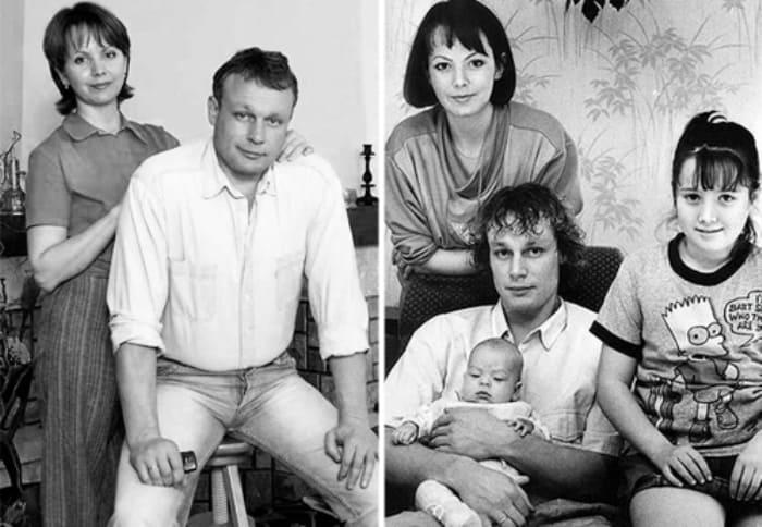 Сергей Жигунов с женой и детьми | Фото: wellnesso.ru