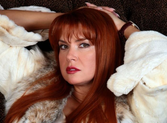 Актриса и телеведущая Вера Сотникова | Фото: goodhouse.ru