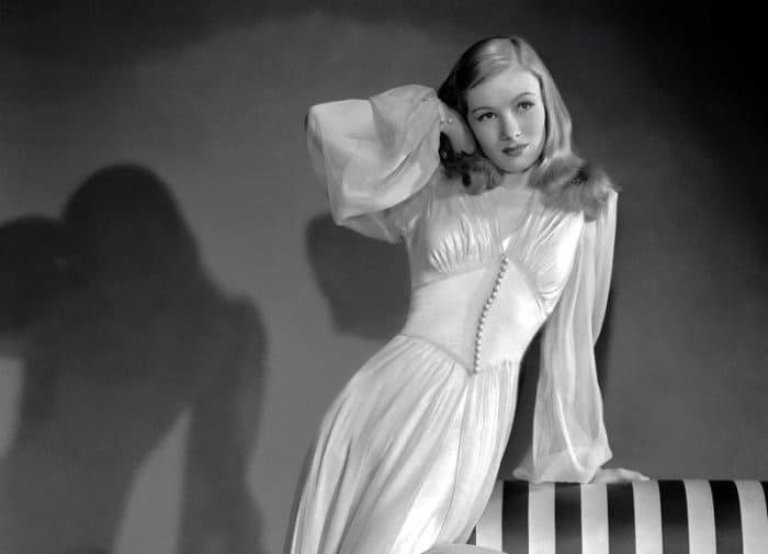Легенда Голливуда 1940-х гг. Вероника Лейк | Фото: kino-teatr.ru