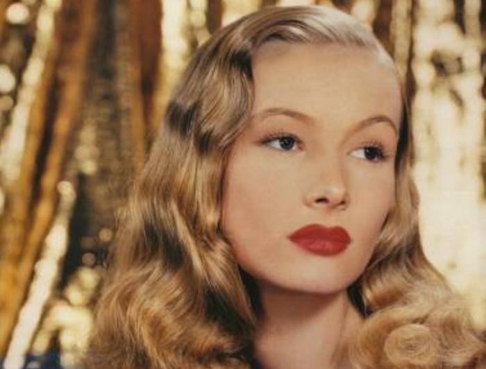 Легенда Голливуда 1940-х гг. Вероника Лейк | Фото: dinaria.at.ua