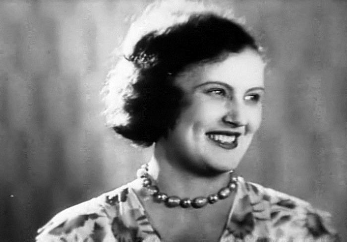 Кадр из фильма *Три товарища*, 1935