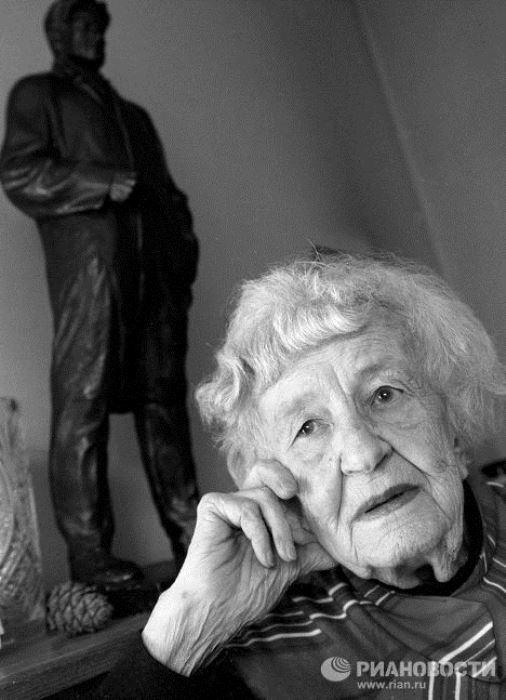 Вероника Полонская в зрелые годы