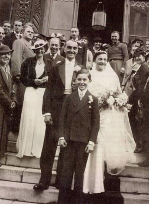 Свадьба Вики Макаровой и князя Николая Оболенского | Фото: liveinternet.ru
