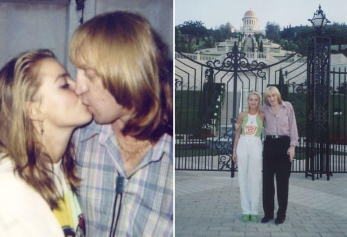 Актер с третьей женой Ларисой | Фото: segodnya.ua