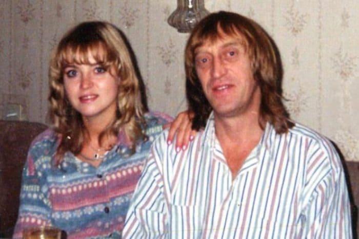 Актер с третьей женой Ларисой | Фото: kp.ru