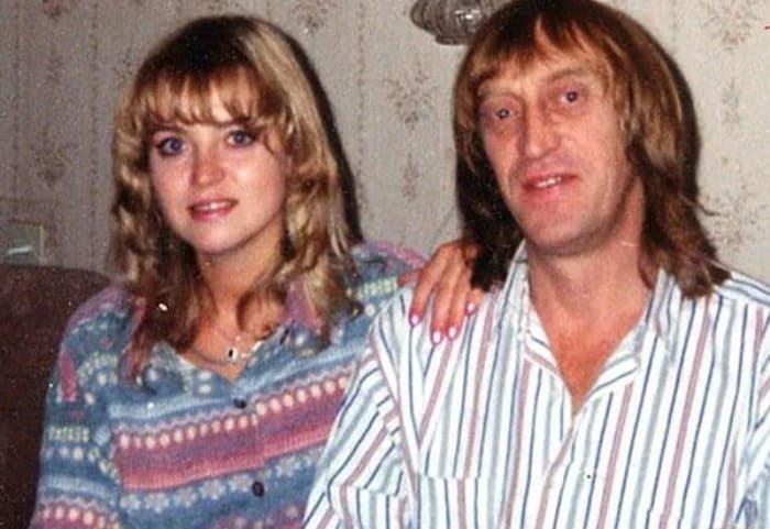 Актер с третьей женой Ларисой   Фото: veasy.ru
