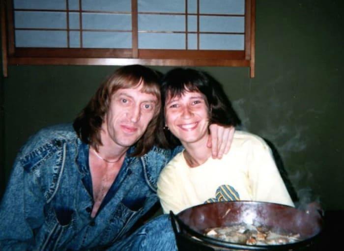 Актер со второй женой Галиной   Фото: veasy.ru