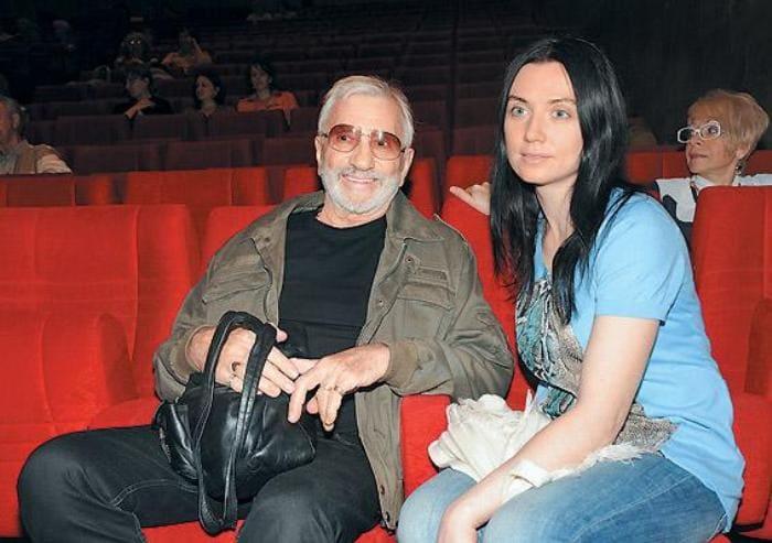 Виктор Мережко с дочерью | Фото: ego-zhena.ru