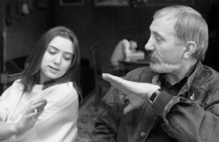 Сценарист с дочерью | Фото: ego-zhena.ru