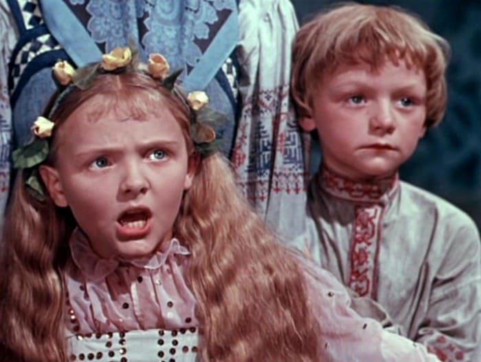 Кадр из фильма *Марья-искусница*, 1959 | Фото: liveinternet.ru