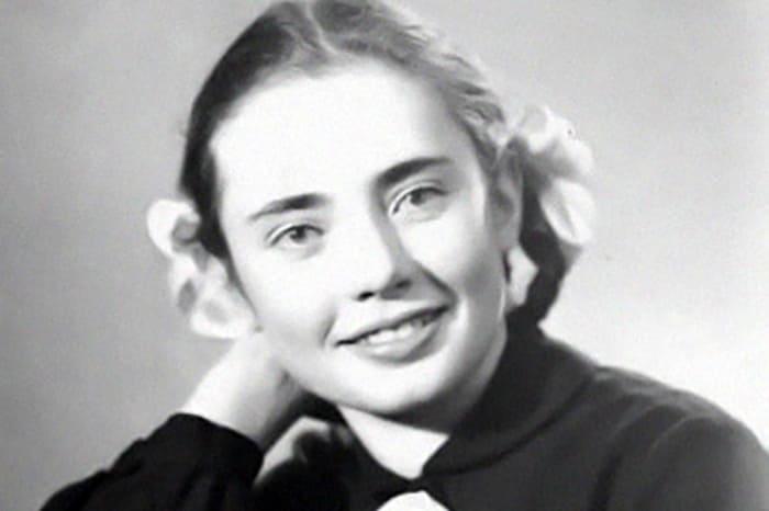 Виктория Федорова в школьные годы | Фото: 24smi.org