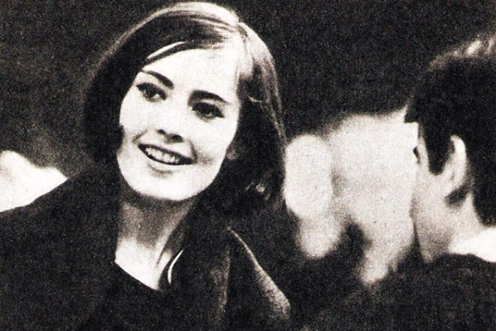 Виктория Федорова в фильме *Двое*, 1965 | Фото: kino-teatr.ru