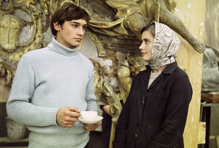 Кадр из фильма *О любви*, 1970 | Фото: kp.ru