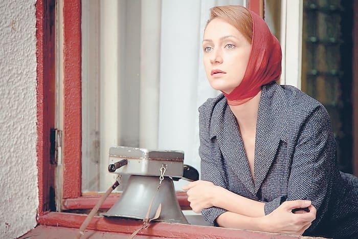 Виктория Исакова в сериале *Оттепель*, 2013 | Фото: womanhit.ru