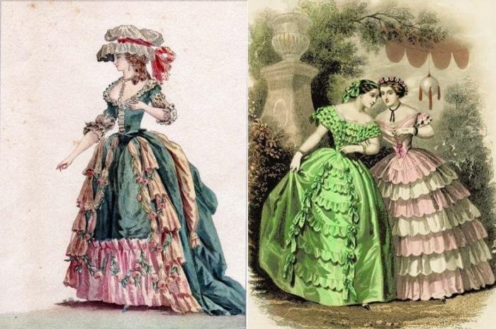 Барышни викторианской эпохи