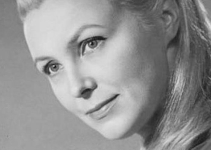 Латвийская актриса театра и кино, народная артистка СССР Вия Артмане | Фото: kino-teatr.ru