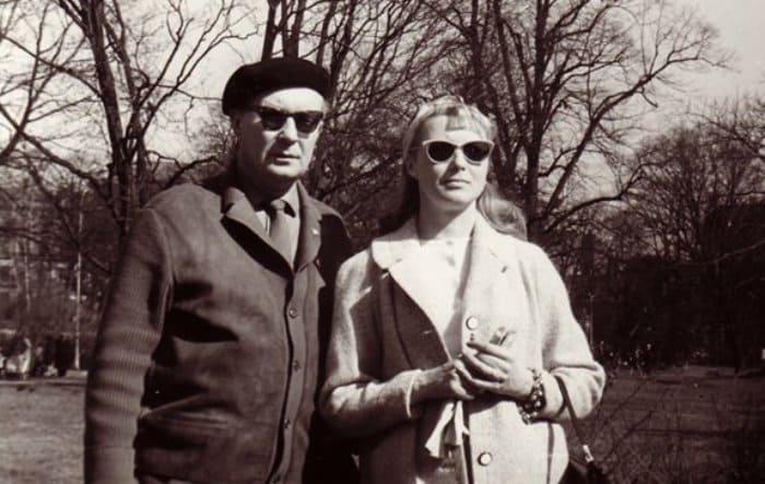 Артур Димитерс и Вия Артмане | Фото: kino-teatr.ru