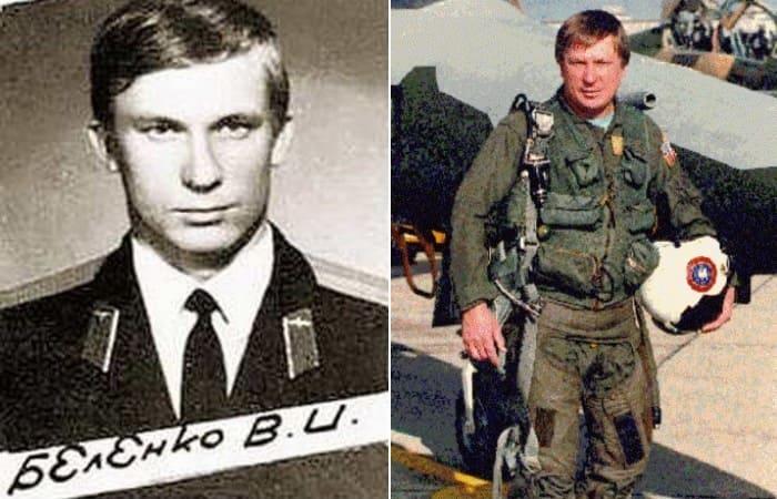 Бывший советский летчик Виктор Беленко | Фото: vostokmedia.com и topnews.ru