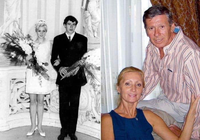 Виктор Ильичев с женой Светланой | Фото: eg.ru