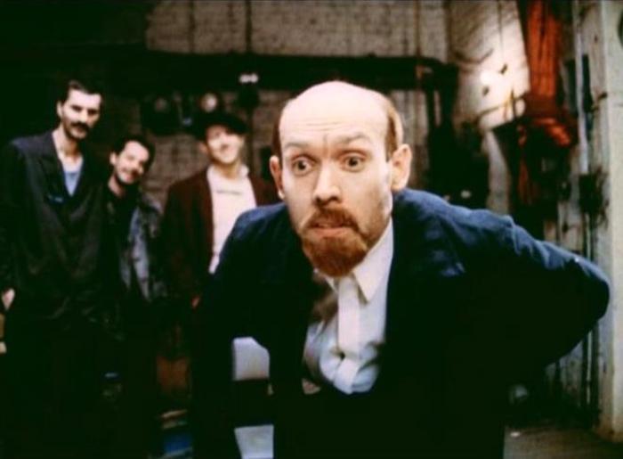 Кадр из фильма *Комедия строгого режима*, 1992 | Фото: kino-teatr.ru