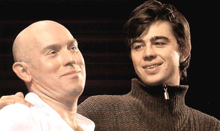 Виктор Сухоруков и Сергей Бодров | Фото: kino-teatr.ru