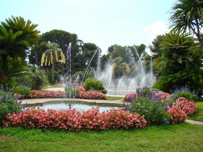 Французский сад | Фото: akmaya.ru