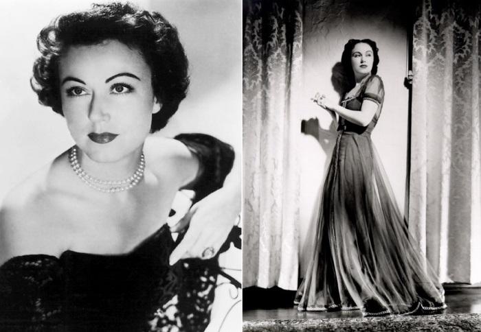 Одна из самых популярных голливудских актрис 1930-х гг. | Фото: liveinternet.ru