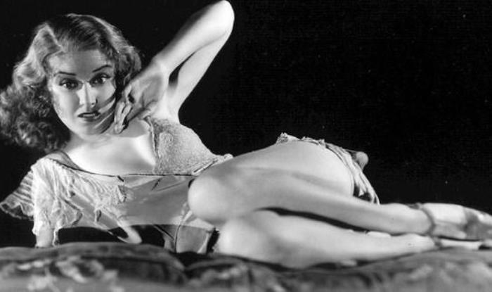 Одна из самых популярных голливудских актрис 1930-х гг.   Фото: artpokaz.com