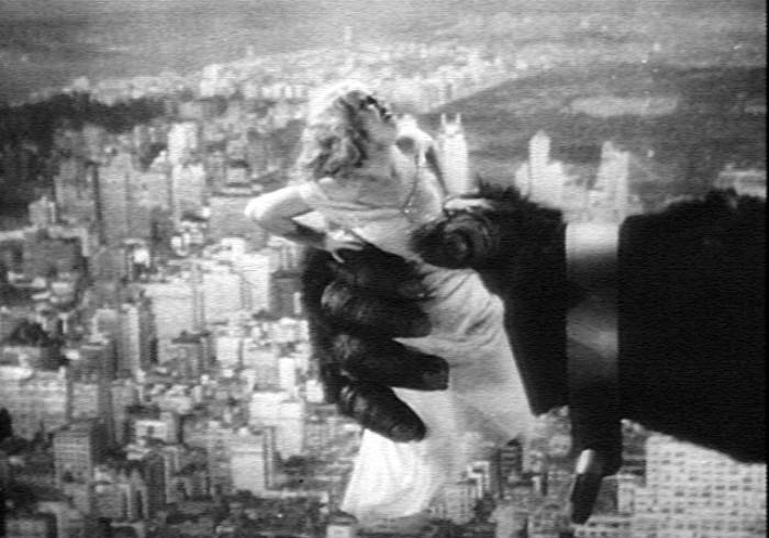 Кадр из фильма *Кинг-Конг*, 1933 | Фото: facecollection.ru