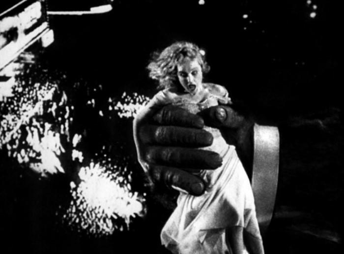 Кадр из фильма *Кинг-Конг*, 1933 | Фото: afisha.ru