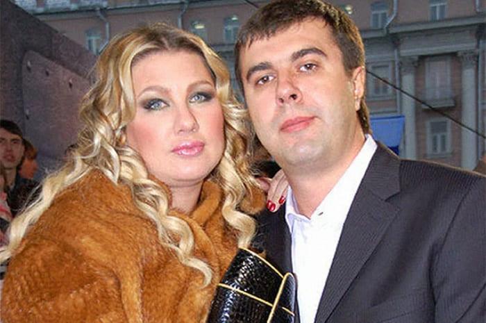Ева Польна и Сергей Пильгун | Фото: spletnik.ru