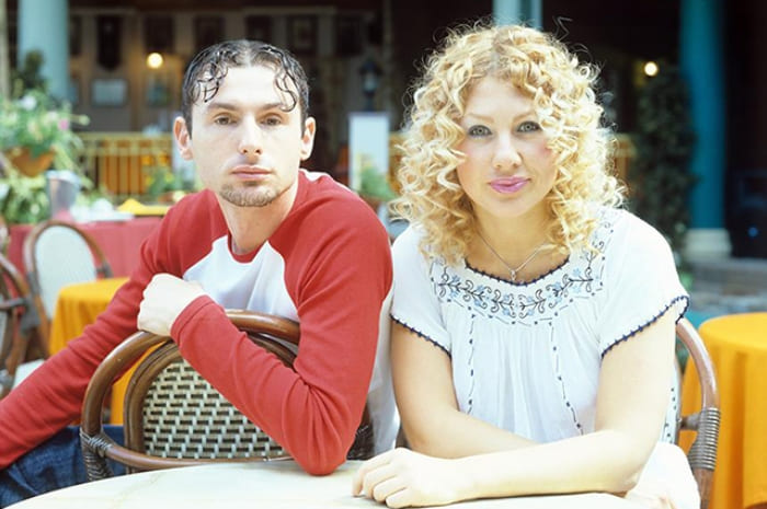 Юрий Усачев и Ева Польна | Фото: spletnik.ru