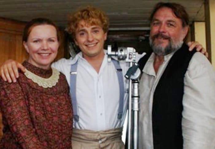 В сериале *Есенин* Виталий Безруков сыграл отца поэта | Фото: bulvar.com.ua