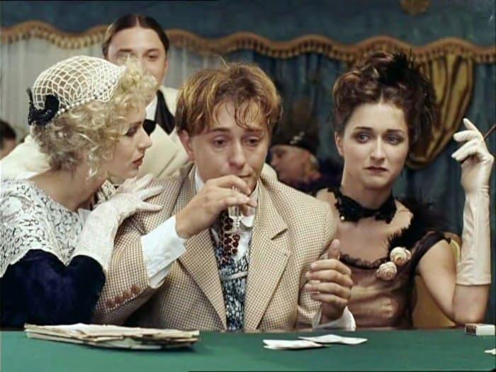 Кадр из фильма *Китайский сервиз*, 1999 | Фото: film.ru