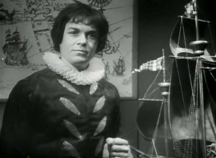 Кадр из фильма-спектакля *Фернандо Магеллан*, 1972 | Фото: kino-teatr.ru