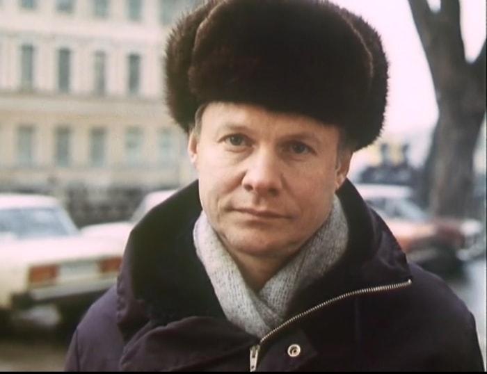 Виталий Соломин в фильме *Зимняя вишня*, 1985   Фото: kino-teatr.ru