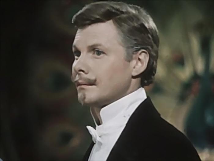 Виталий Соломин в фильме *Летучая мышь*, 1978   Фото: kino-teatr.ru
