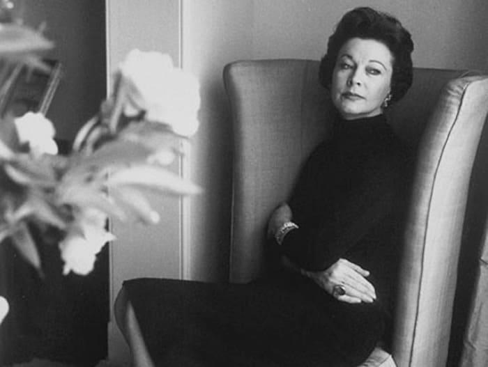 Вивьен Ли в 1958 г. | Фото: aif.ru