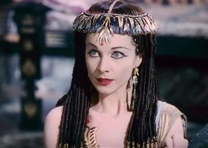 Кадр из фильма *Цезарь и Клеопатра*, 1945 | Фото: kino-teatr.ru