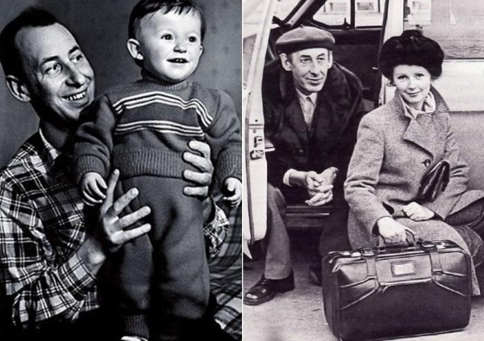 Дети басова и титовой фото