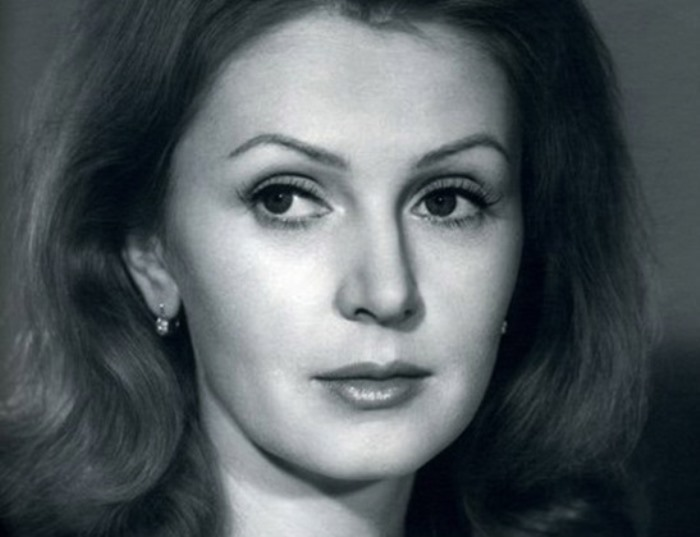 Третья жена Басова Валентина Титова | Фото: kino-teatr.ru