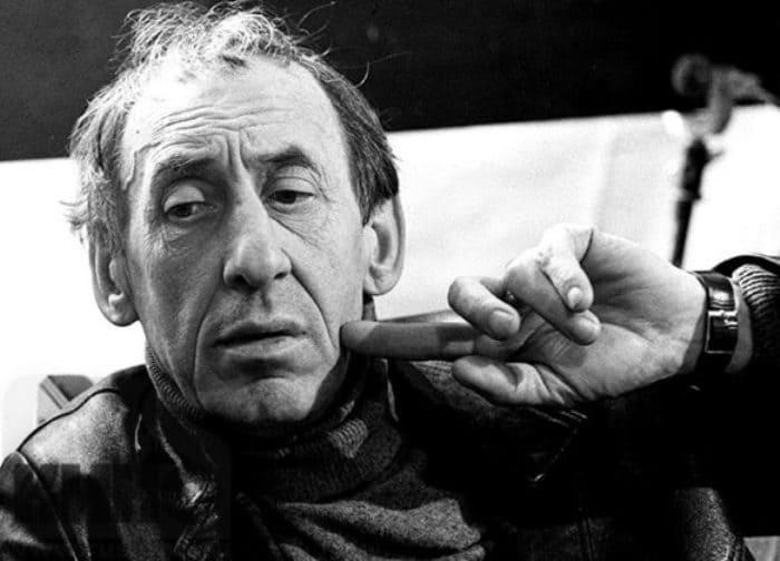 Актер, которому довелось пройти через войну | Фото: biographe.ru