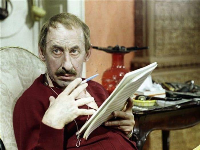 Знаменитый советский актер и режиссер Владимир Басов | Фото: biographe.ru